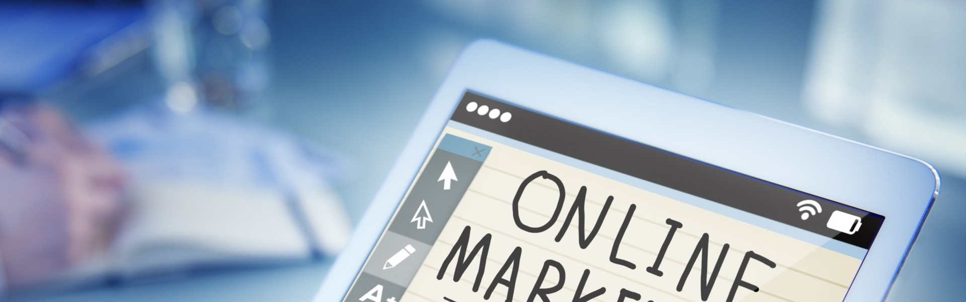 Online marketing costs