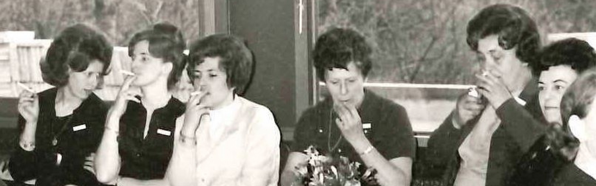 Women at NLO in 1969