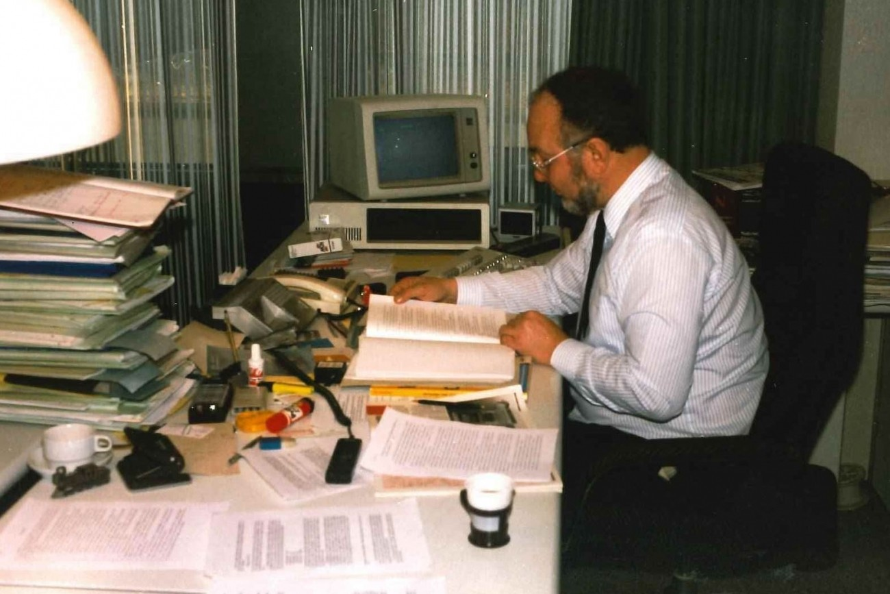 Computers at NLO in 1983