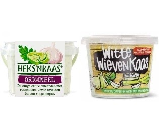 heksnkaas vs. witte wievenkaas
